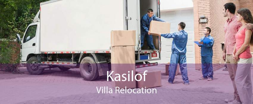 Kasilof Villa Relocation