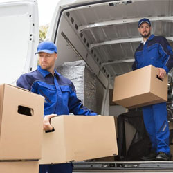 expert moving team in Houston