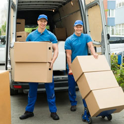 best moving services in Houston